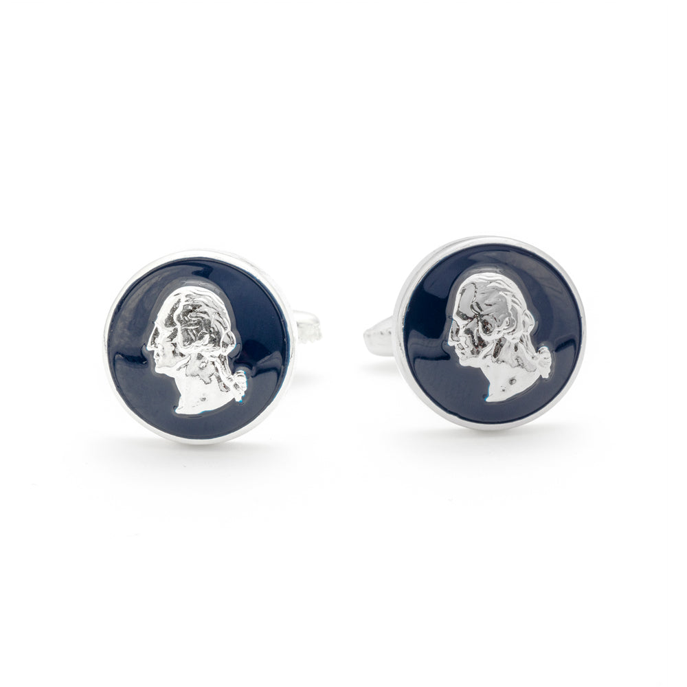 Washington Cufflink