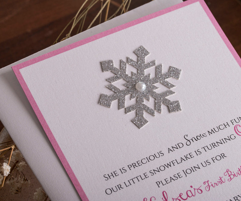 Winter Wonderland Party Invitations
