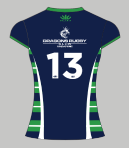 Dragons Rugby Club Touch Tops