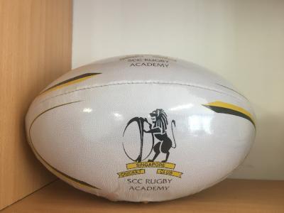 SCC Rugby Academy Rugby Ball