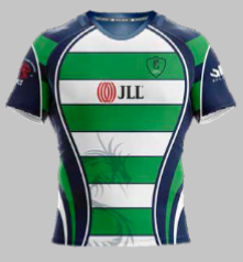 Dragons Rugby Club Jersey