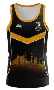 SCC Rugby Academy Training Singlet
