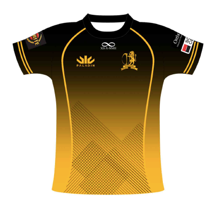 SCC Rugby Section Training T (BLACK)