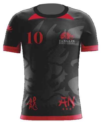 Tanglin Rugby AN 10 Coaches Tee