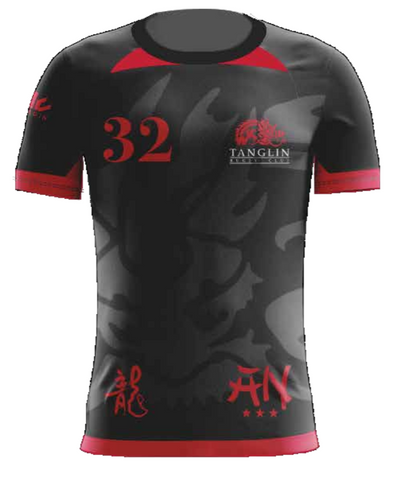 Tanglin Rugby AN 32 Coaches Tee