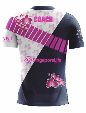 Valkyries Certified Coaches Jersey (MALE)