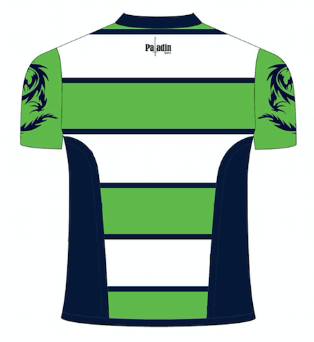 Dragons Rugby Club Training Shirt