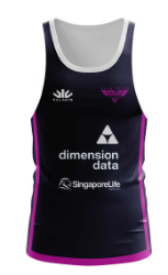 Valkyries Supporters Racerback Singlet