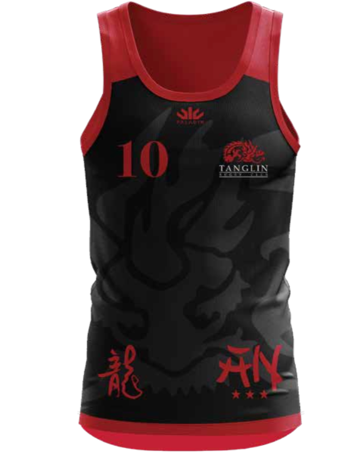Tanglin Rugby AN 10 Singlet