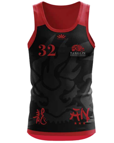 Tanglin Rugby AN 32 Singlet