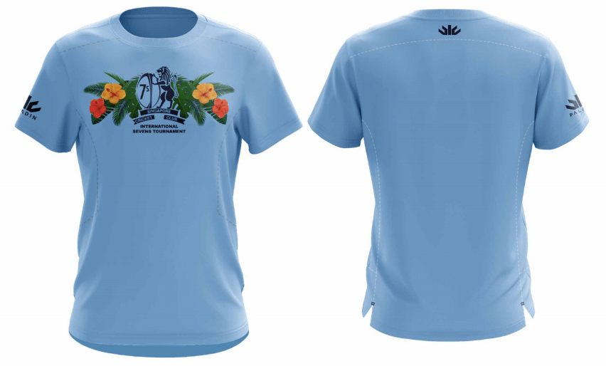 SCC 7s 2018 Ladies T-Shirt