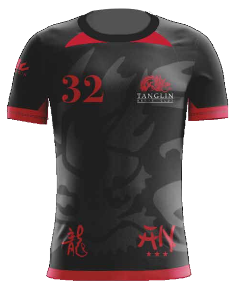 Tanglin Rugby AN 32 Training Tee