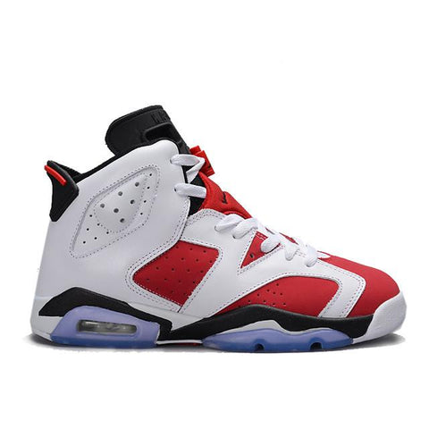Air Jordan 6 Carmine (White/Black-Carmine)