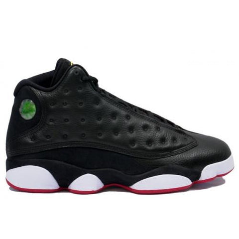 Air Jordan Retro 13 Playoffs ( Black / White / Varsity Red / Vibrant Yellow )