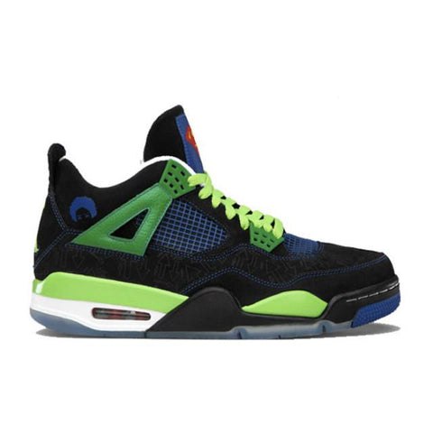 Air Jordan 4 Doernbecher ( Black / Old Royal / Electric Green / White )