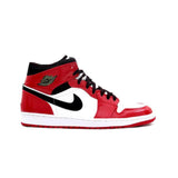 Air Jordan Alpha 1 Patent Leather ( White / Black / Red )