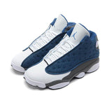 Air Jordan 13 Flint ( French Blue / University Blue / Flint Grey )