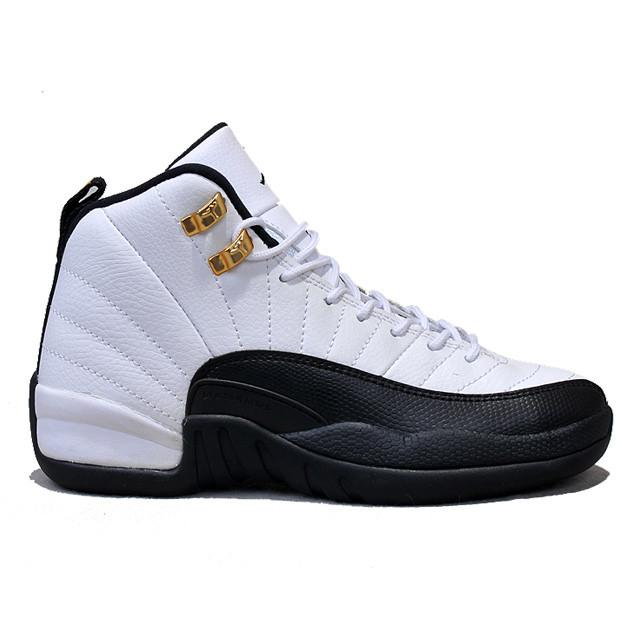 huge selection of 81b8b 7d089 ... where to buy authentic air jordan 12 xii original og taxi white black  98a7c 9ed3f ...
