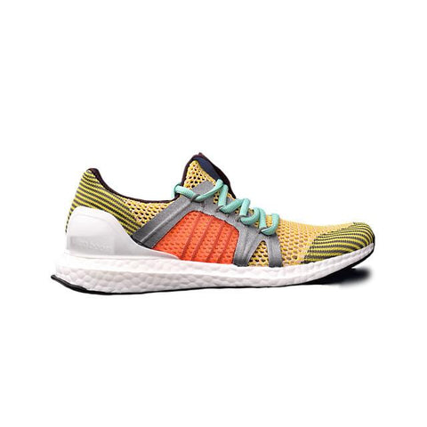 Adidas By Stella McCartney Ultra Boost Yellow Orange White Men