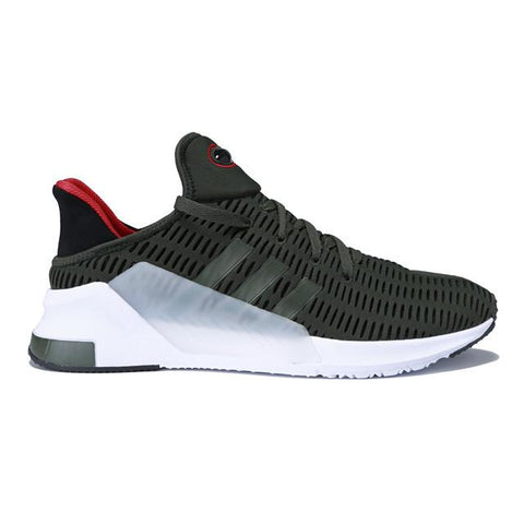Adidas Climacool Adv Army Green White Women