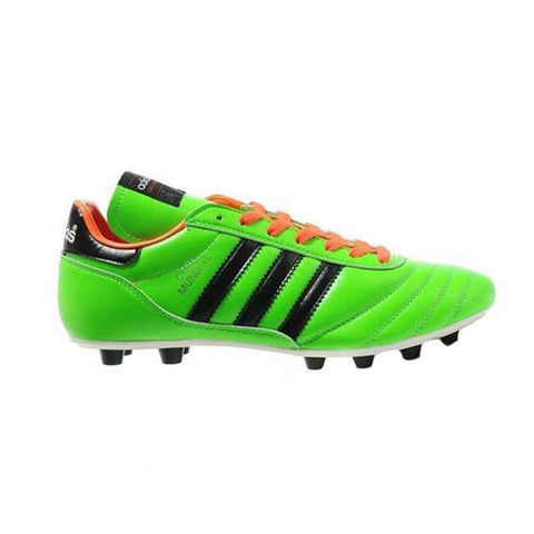 Adidas Copa Mundial Firm Ground Green Black Soccer Shoes