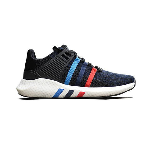 Adidas EQT Black Dark Blue Light Blue Red Women
