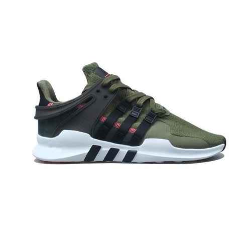 Adidas EQT Support Army Blue Black Pink Men