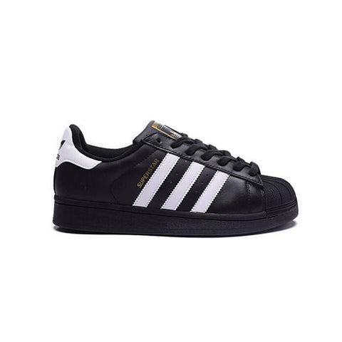 Adidas Superstar Black White Kids