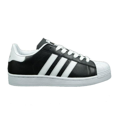 Adidas Superstar II Black White Women