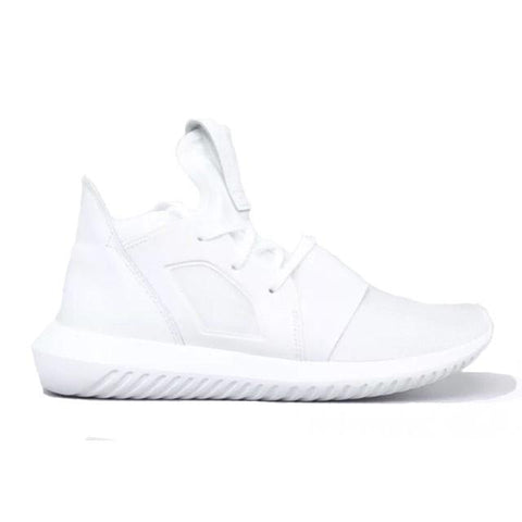 Adidas Tubular Defiant All White Women