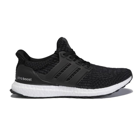 Adidas Ultra Boost 3.0 Black White Men