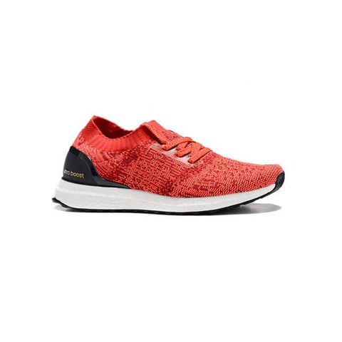 Adidas Ultra Boost Uncaged Red Black Men