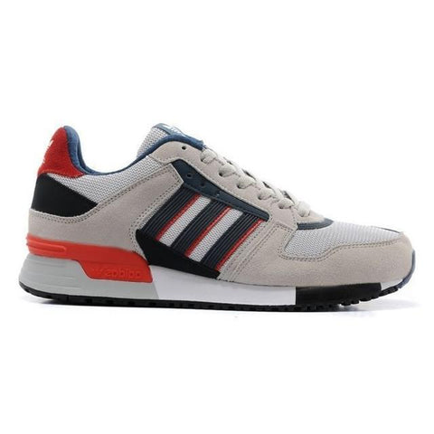 Adidas ZX 630 Running Grey Red Blue Men Shoes
