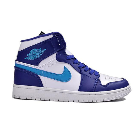Air Jordan 1 Hornets Blue White