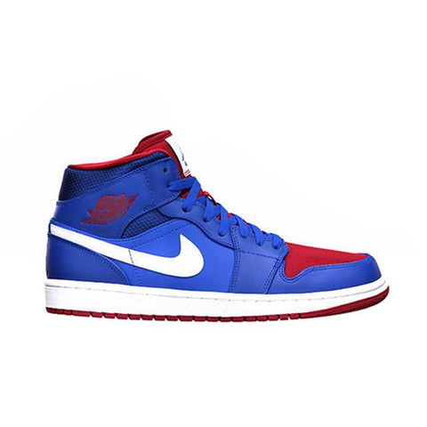 Air Jordan 1 Retro Game Royal-Gym Red White