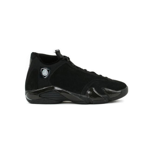 Air Jordan 14 All Black Men