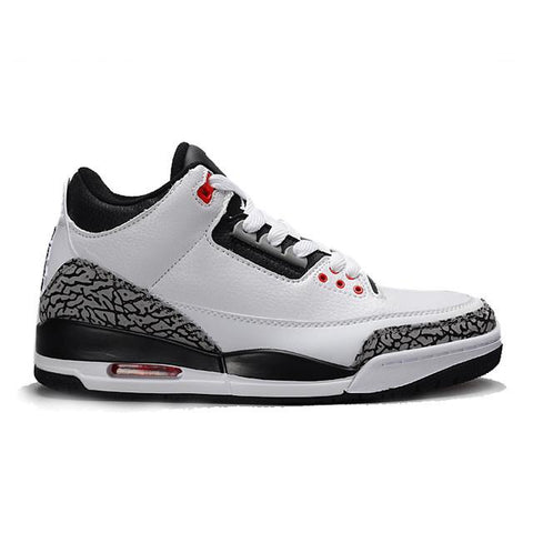 Air Jordan 3 Infrared 23 White Cement Grey Infrared 23 Black