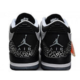 Air Jordan 3 Wolf Grey Wolf Grey Metallic Silver Black White