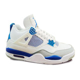 Air Jordan 4 Military Blue(NNK on the heel)