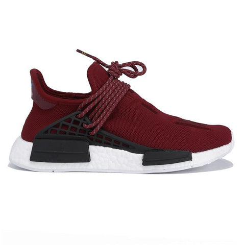 Authentic Adidas Human Race NMD Noble Crimson Family and Friends Men