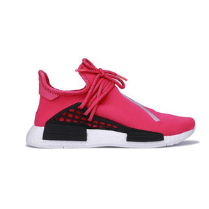 Authentic Adidas Human Race NMD Pink White Human Men