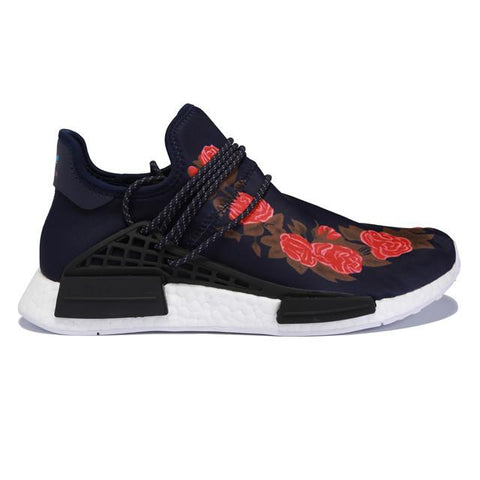 Authentic Adidas NMD Human Race Dark Blue Rose Men