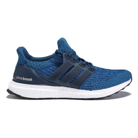Authentic Adidas Ultra Boost 3 Blue Dark Blue Men