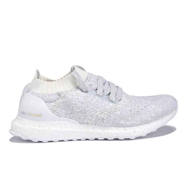 low priced d713f 72c51 ... shoes clearanceretail prices 07e1b 6ad4b netherlands authentic adidas  ultra boost uncaged white grey men bf9fd a6377 ...