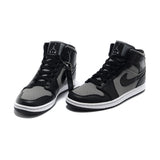 Air Jordan 1 High OG(Black-White-Soft Grey)
