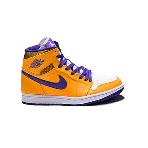 Air Jordan 1 KO ( Purple - Gold - White )