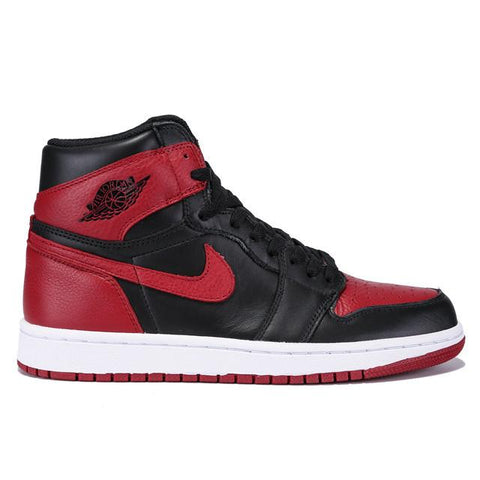 Authentic Air Jordan 1 Banned Men