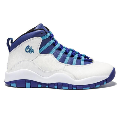 Authentic Air Jordan 10 Charlotte