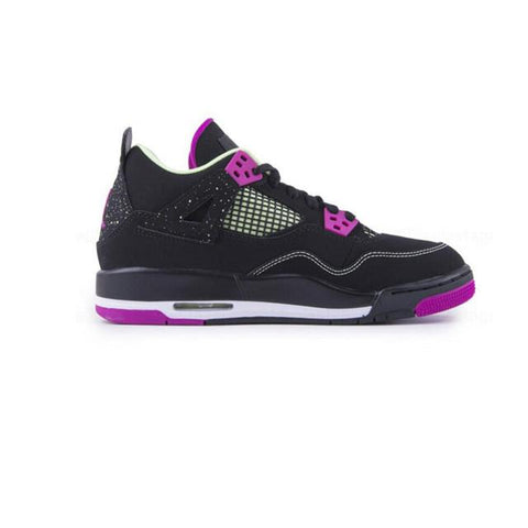 Authentic Air Jordan 4 Fuchsia Women