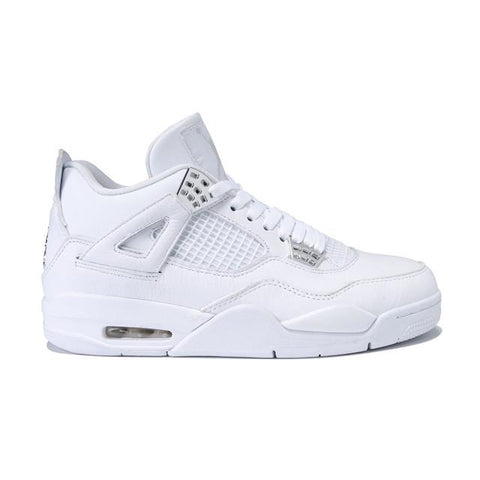Authentic Air Jordan 4 Pure Money Women